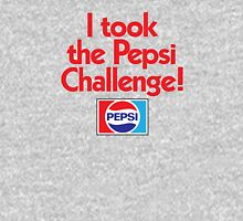 I took the Pepsi Challenge Classic T-Shirt