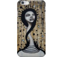 Patron Saint of give me a fucking break iPhone Case/Skin