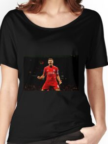 steven gerrard Women's Relaxed Fit T-Shirt