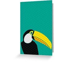 Tucano Greeting Card