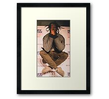 Joey Bada$$ Framed Print