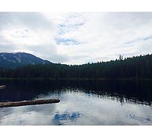 Lake Reflection 2 Photographic Print