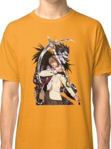 deathnote ghost Classic T-Shirt