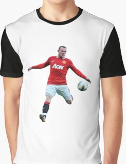 wayne rooney Graphic T-Shirt