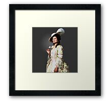 Portrait of a Young Girl (Nitro-9 not included) Framed Print