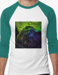 Green and blue nebula T-Shirt