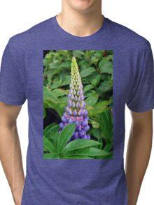 Lovely Lupin Tri-blend T-Shirt