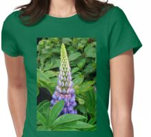 Lovely Lupin Womens Fitted T-Shirt