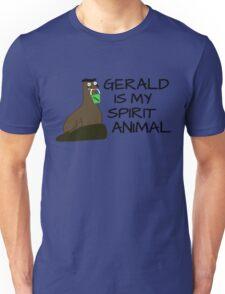 Gerald is my Spirit Animal Unisex T-Shirt