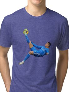 cristiano ronaldo shoot Tri-blend T-Shirt