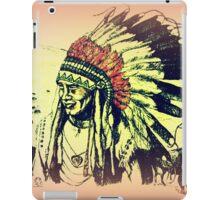 American Indian Chief iPad Case/Skin