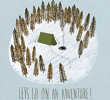 Adventure by josiedraws