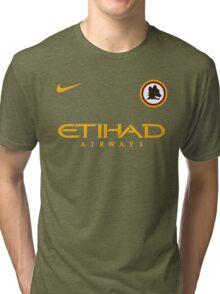 AS Roma Tri-blend T-Shirt