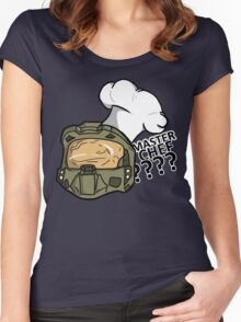 Chief Of Culinary? Women's Fitted Scoop T-Shirt