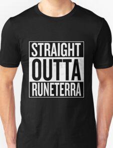 Straight Outta Runeterra Unisex T-Shirt