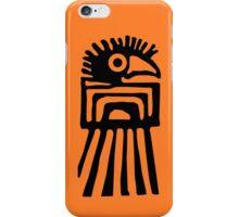 Tribal Art Bird iPhone Case/Skin