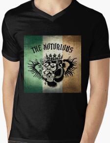 Notorious TriColour Gorilla  Mens V-Neck T-Shirt