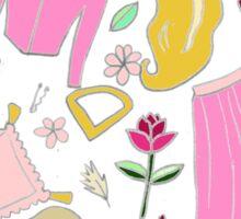 Sleeping Beauty- Aurora Sticker