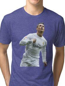 cristiano ronaldo goal Tri-blend T-Shirt