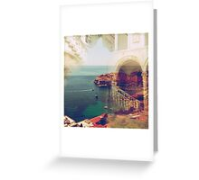 The Memory of Dubrovnik Greeting Card