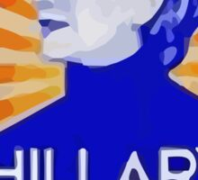 Hillary 2016 - Art Sticker