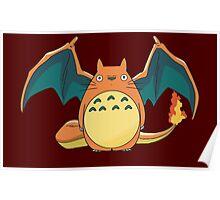 Totozard Poster