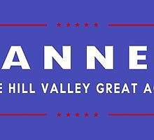 TANNEN: Make Hill Valley Great Again! by Denise Giffin