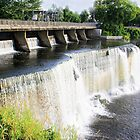 Rideau Falls, Ottawa, ON, Canada by vette