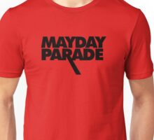 Mayday Parade Logo 1 radamelandreana Unisex T-Shirt