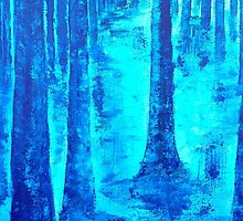 Blue Forest. by AnsDuin