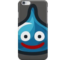 A slime draws near! iPhone Case/Skin