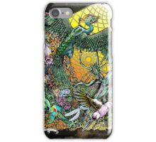 Klyoogle - Shaboo Limited Edition Funky Forest Fundraiser Print iPhone Case/Skin