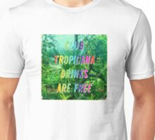 Club Tropicana #2 Square – A Hell Songbook Edition Unisex T-Shirt