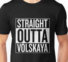 Straight Outta Volskaya Industries Unisex T-Shirt