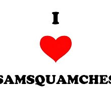 I love samsquamches by sbpphotography