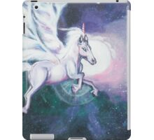 Unicorn and The Nebula  iPad Case/Skin