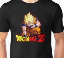 Son Goku Super Saiyan Dragon Ball Z Unisex T-Shirt