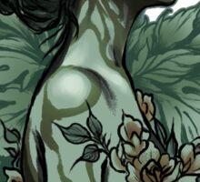 Orchid - undead version Sticker