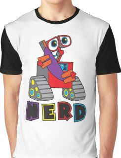 """Official """"Nerd"""" Collection Graphic T-Shirt"""