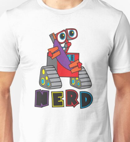"Official ""Nerd"" Collection Unisex T-Shirt"