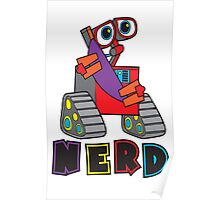 "Official ""Nerd"" Collection Poster"