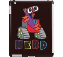 """Official """"Nerd"""" Collection iPad Case/Skin"""