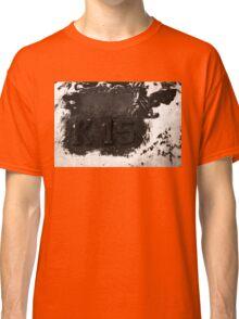 K-15 Metal Madness Classic T-Shirt