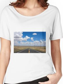 Open Road Women's Relaxed Fit T-Shirt