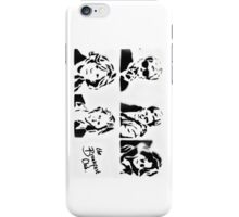 THE BREAKFAST CLUB iPhone Case/Skin