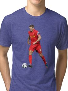 steven gerrard dreable Tri-blend T-Shirt