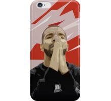 Drake 6 God  ^Red iPhone Case/Skin