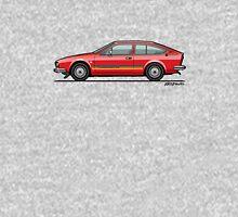 Alfa Romeo Alfetta GTV Turbodelta Unisex T-Shirt
