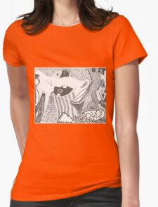 Madhouse Womens Fitted T-Shirt