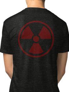 Radioactive Symbol Tri-blend T-Shirt
